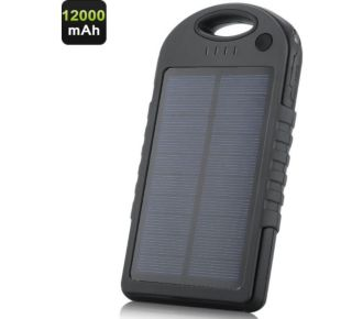Auto Hightech Chargeur solaire banque d'alimentation