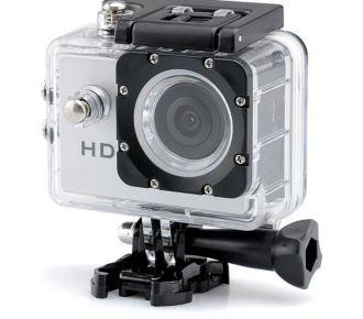 Auto Hightech Camera sport HD Etanche 30m 720p Angle 1