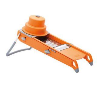 De Buyer Mandoline inox 19.5x40cm orange