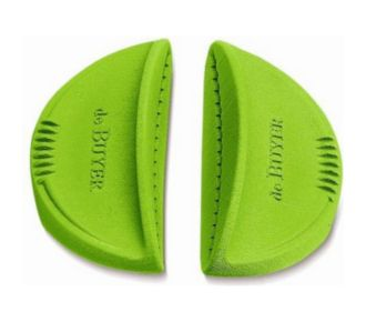 De Buyer Set de 2 anses amovibles vert