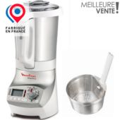 Blender chauffant MOULINEX SOUP&CO chauffant LM9031B1