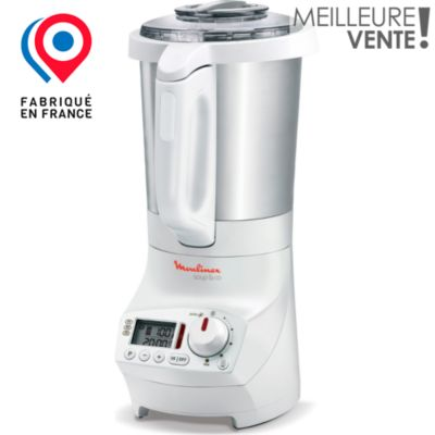 Blender chauffant moulinex soup co chauffant lm9011b1 blender sur boulanger - Recette moulinex soup and co ...