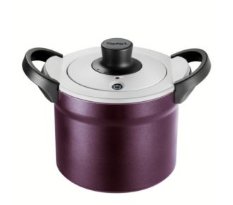 Tefal WIKOOK AUBERGINE (non induction)