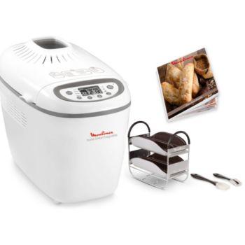 moulinex home bread baguettes ow610110 machine pain. Black Bedroom Furniture Sets. Home Design Ideas