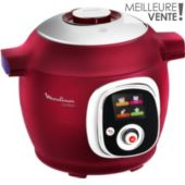 Cookéo MOULINEX CE701500 COOKEO ROUGE