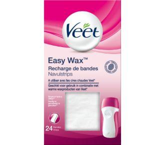 Veet Recharge Bandes EasyWax