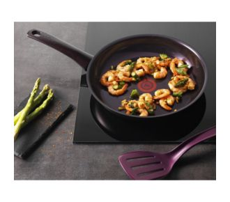 Tefal Dark Ruby diam24cm induction