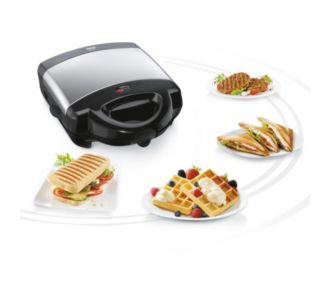 Tefal SW605816 CROQUE TRIANGLE 3EN1