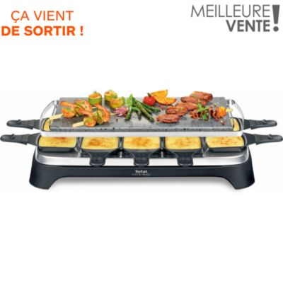 0001031369 - Appareil tefal a raclette ...