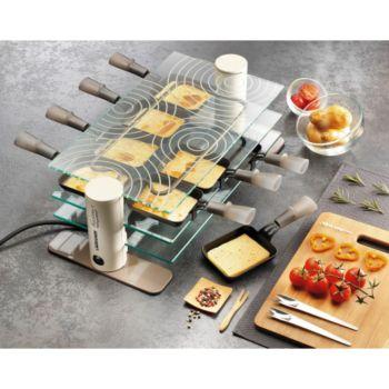lagrange raclette 8 transparence 009804 raclette fondue boulanger. Black Bedroom Furniture Sets. Home Design Ideas