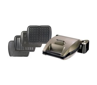 Lagrange Premium Gaufres+gaufrettes+croques+grill