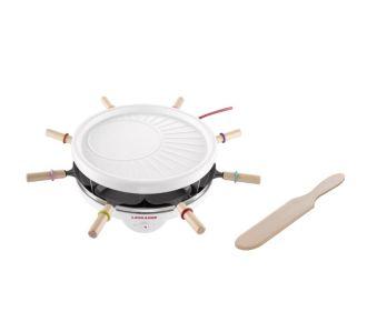 Lagrange 129013 Raclette 8 Grill'Crêpes CERAMIQUE