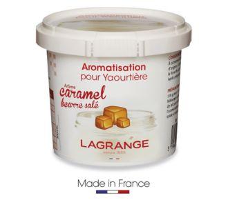 Lagrange caramel beurre salé pour yaourts