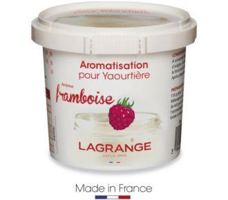 Lagrange Framboise pour yaourt