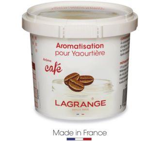 Lagrange Café pour yaourt