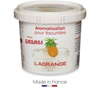 Lagrange Ananas pour yaourt