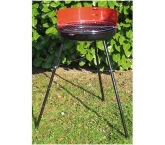 Somagic Barbecue à charbon rouge