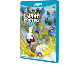 Ubisoft The Lapins Crétins Land