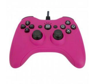 Konix Manette PS3 Filaire Rose