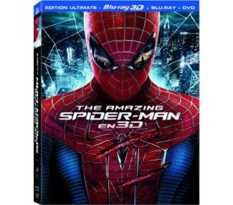 Sony BR 3D AMAZING SPIDERMAN