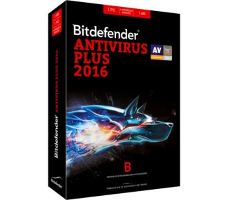 Bitdefender Bitdefender Antivirus Plus 2016 - 1an1P