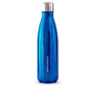 Yoko isotherme 500 ml Bleu Brillant