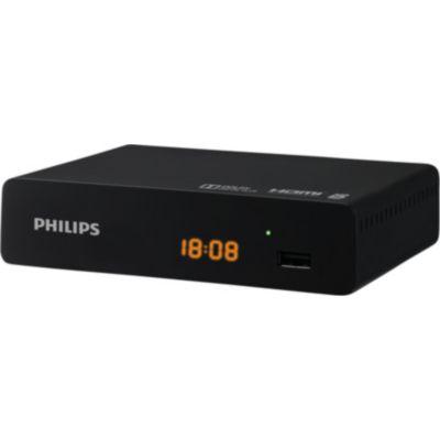 Philips dtr3000 chez boulanger - Decodeur tnt hd ...