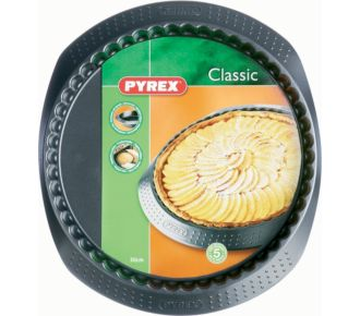 Pyrex à tarte Métal 30cm Pyrex Classic