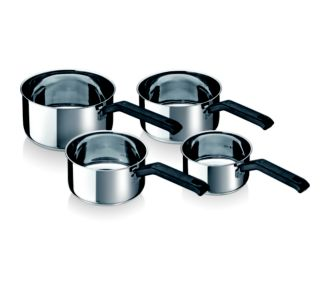 Beka lot de 4 casseroles Chrono Ø14/20 cm
