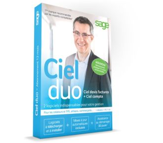 Ciel Duo (Compta + Devis Facture)
