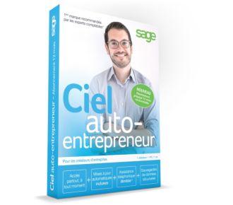 Ciel Auto-entrepreneur Abonnement 12 mois