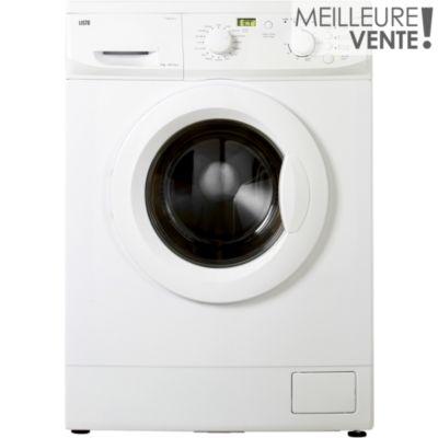 lave linge hublot lave linge hublot listo lf 1005d1 chez boulanger. Black Bedroom Furniture Sets. Home Design Ideas