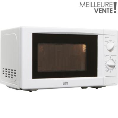 micro ondes micro ondes listo mom l6 chez boulanger. Black Bedroom Furniture Sets. Home Design Ideas