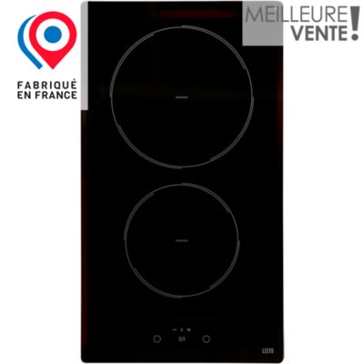 Plaque induction 2 feux sur boulanger - Plaque a induction 2 feux ...