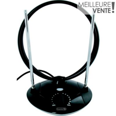 Antenne int rieure essentielb alizee ii 46db 4g for Meilleure antenne interieure tnt