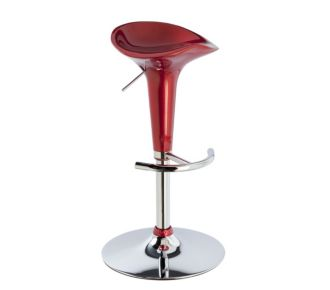 Essentielb Tabouret SPENCER rouge new
