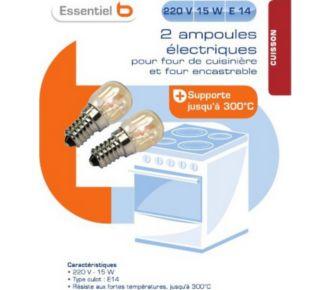 Essentielb four E14 15W