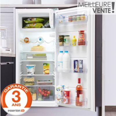 R frig rateur encastrable vos achats sur boulanger - Refrigerateur sous plan de travail ...