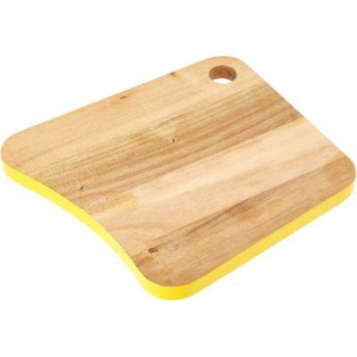 Essentielb planche bois acacia 28 8 x chez boulanger for Tablette bois acacia