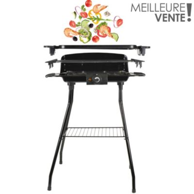 barbecue plancha equipement de jardin essentielb chez. Black Bedroom Furniture Sets. Home Design Ideas