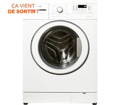 Pack s che linge condensation lave linge hublot essentielb - Lave linge pompe a chaleur ...