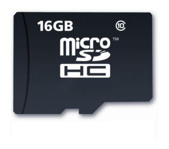 Listo 16Go micro SDHC CL10