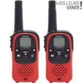 Talkie walkie ESSENTIELB TALK & WALK Rouge