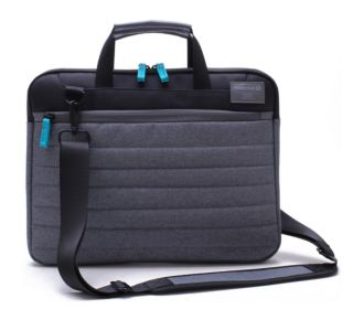 Essentielb Carry 14' grise et turquoise