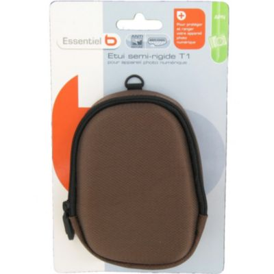 Accessoire Photo / Protection ESSENTIELB semi-rigide T1 choco