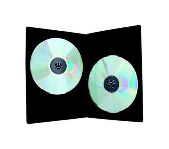 Essentielb10 DVD slim double pour 2 DVD
