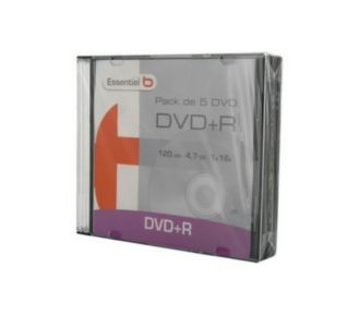 Essentielb P5 DVD+R 16x Slim