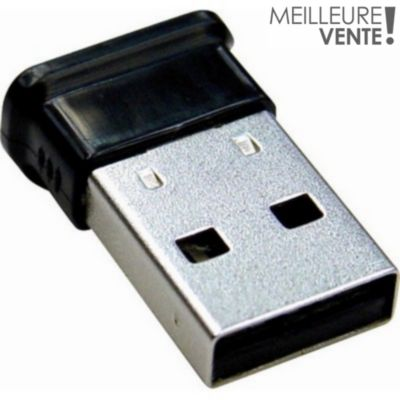 Clé USB Bluetooth ESSENTIELB USB Bluetooth 10 m