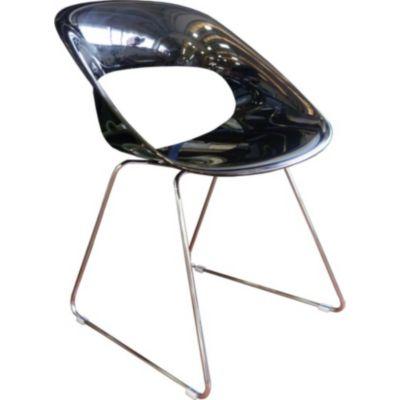 Chaise De Bureau Noire Jump  chaise de bureau noire jump