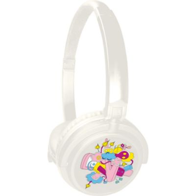 Casque / Arceau simple ESSENTIELB Techno Flower Power PG